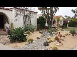 Small Picture Desert Landscape Design Ideas for creating a low water low