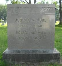 "Mary ""Polly"" Benson Atwood (1773-1857) - Find A Grave Memorial"