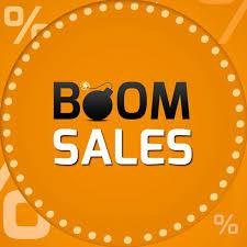 @boomsales - آمار کانال Boom Sales. Telegram Analytics