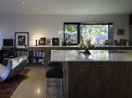 euro week full kitchen: the heinys remodeled kitchen features custom walnut