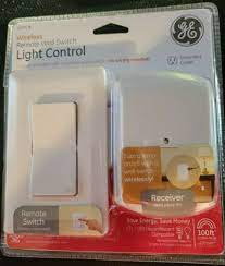 ge wireless indoor remote wall switch