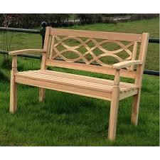 teak outdoor bench used furniture sydney