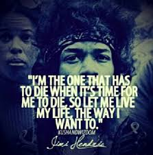 Jimi Hendrix Quotes Fascinating 48 Hendrix Quotes 48 QuotePrism