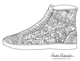 There's no special trick to matching shoes and suits. Shoe Jogger Colouring Page Coloring Pages Free Coloring Pages Color