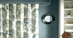 half size shower curtains shower curtain custom half size shower curtains custom size fabric shower curtains