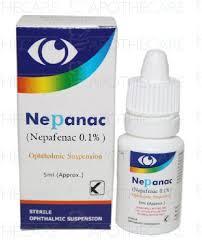 nepanac ophthalmic susp 0 1 5ml