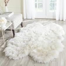 white shag rug in bedroom. 4\u0027 0\ White Shag Rug In Bedroom J