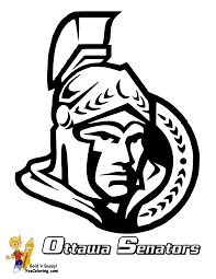 Small Picture Coloring Pages Chicago Blackhawks Logo Coloring Page Free