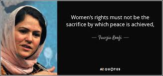 Women's Rights Quotes Extraordinary Women's Rights Quotes Adorable Women Rights Quotes The Best Fawzia