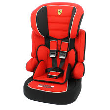 ferrari baby car seats