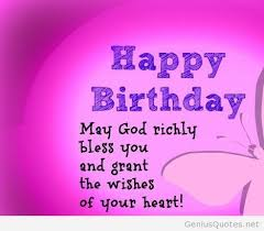 Cristian Hbd Quotes