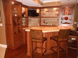 Basement corner bar Framing Corner Bar In Basement Angies List Get The Lowdown On Basement Remodeling Trends Angies List