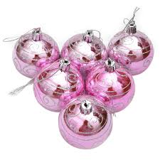Compare Prices on Pink Christmas Ball Ornaments- Online Shopping ...