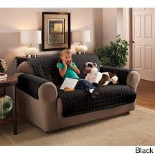 Innovative Textile Solutions Microfiber Furniture Protector Sofa