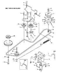 John deere lt170 garden tractor spare parts
