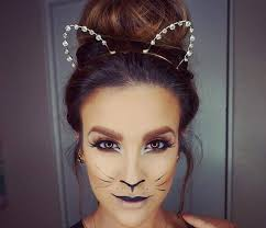 Cat Hair Style the best halloween hairstyles spooktacular ideas to try now 7736 by stevesalt.us