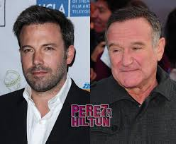 good will hunting news and photos perez hilton robin williams death ben affleck good will hunting costar statement sad