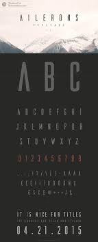 Aileron Light Font Free Download Free Font Ailerons Typeface Typography Collections