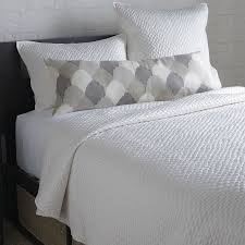 Lexington Coverlet + Shams | west elm &  Adamdwight.com