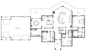 Dundee Lodge  Log Homes Cabins And Log Home Floor Plans Open Log Home Floor Plans