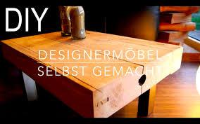 Diy Selbstgebauter Esstisch Aus Holzbalken Haus No New Esstisch