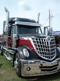 2009 International LoneStar Semi | Lone Star Trucks | Big rig trucks ...