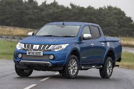 Mitsubishi L200 2015 - Van Review | Honest John
