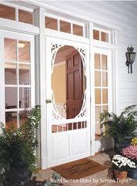 front screen doorBest 25 Front screen doors ideas on Pinterest  DIY interior