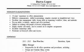 Resume Examples Linkedin