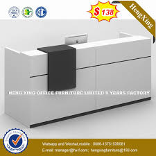 Furniture Design School Italy Hot Item Lockable School Italy Design Traditional Financial Desk Reception Bank Desk