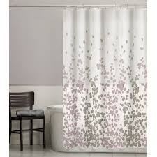 nice modern fabric shower curtain printed shower curtain