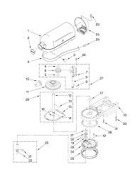 Kitchenaid Dishwasher Kuds25sh Bl0 Parts List