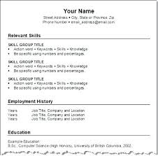 21 Authentic Best Resume Format Forbes Nadine Resume