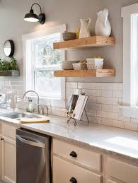 gooseneck lamp white kitchen cabinets subway tile build your for gray walls with decorations 19
