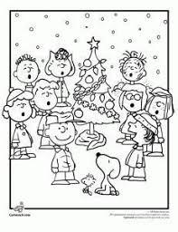 b47ed3de2e7d2158caed2dabea09d32f charlie brown christmas coloring sheets a charlie brown christmas coloring pages peanuts gang christmas on charlie brown winter coloring pages