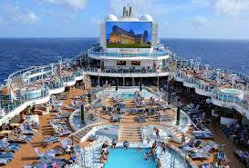 best cruise ships of 2018 coolest new ships to book right now thrillist