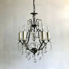 chandelier in birdcage antique for at 1 uk