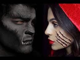 halloween makeup little red riding