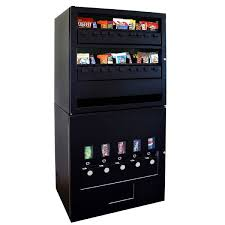 Vending Machines Combo Cool Buy Snack And Soda Vending Machine 4848 Combo Vending Machine