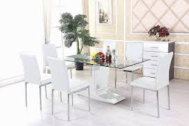 small round kitchen table sets round table with 6 chairs small glass dining table set