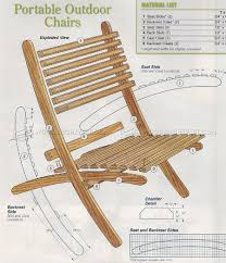 Outdoor Folding Chair Plans Outdoor Folding Chair Plans
