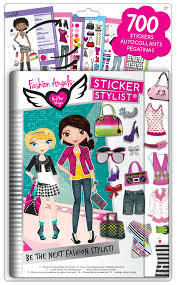 Fashion Angels Design Fashion Sticker Stylist