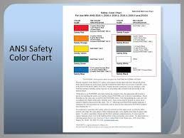 Ansi Z535 Color Chart Ansi Color Chart Www Bedowntowndaytona Com