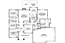 craftsman floor plans. Craftsman House Plans Goldendale Associated Designs Floor R