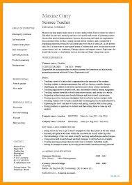 Phd Resume Template Doc Scientific Resume Template Scientific Resume