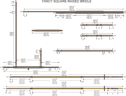 Kieffer Bridle Size Chart Size Charts For Bridles Breastplates Girths Bridles Reins