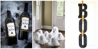 diy halloween decorations home. Give Your Home-sweet-home A Decidedly Devilish Air With These Easy Do-it-yourself Halloween Decorating Ideas. PLUS: See More Spooky And Creative Diy Decorations Home M
