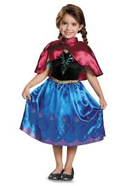 frozen traveling anna clic toddler costume