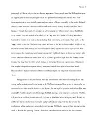 us history slavery essay  3