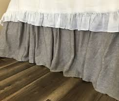 full size of bed bed natural grey stone linen sheets skirt folding chair decor inspiration